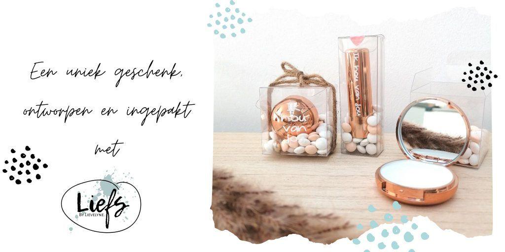 Liefs By Lievelyne gepersonaliseerde geschenken en meer