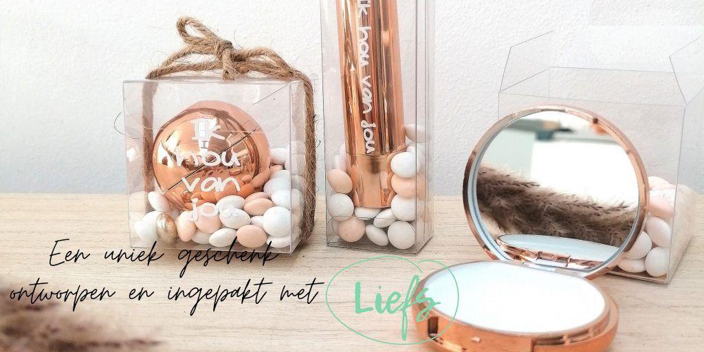 Liefs by Lievelyne - geschenken op maat persoonlijk en uniek